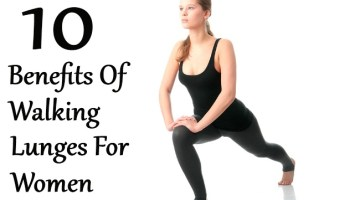 10 Amazing Benefits Of Walking Lunges For Women