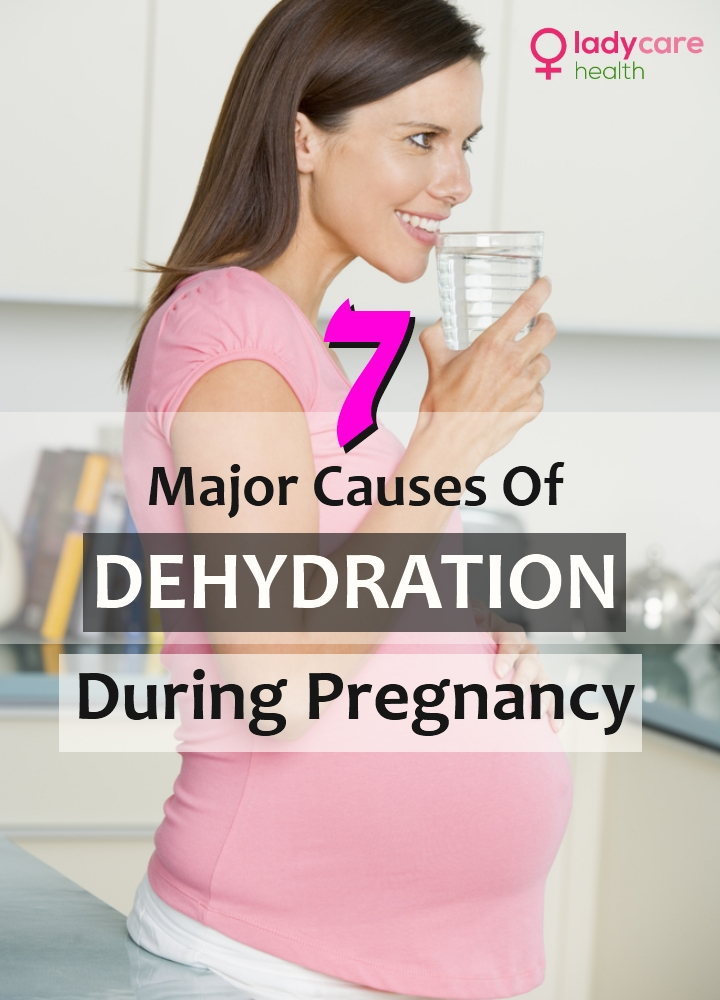 Causes Of Dehydration During Pregnancy