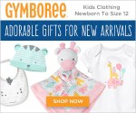 Gymboree Adorable Newborn Gifts Collection