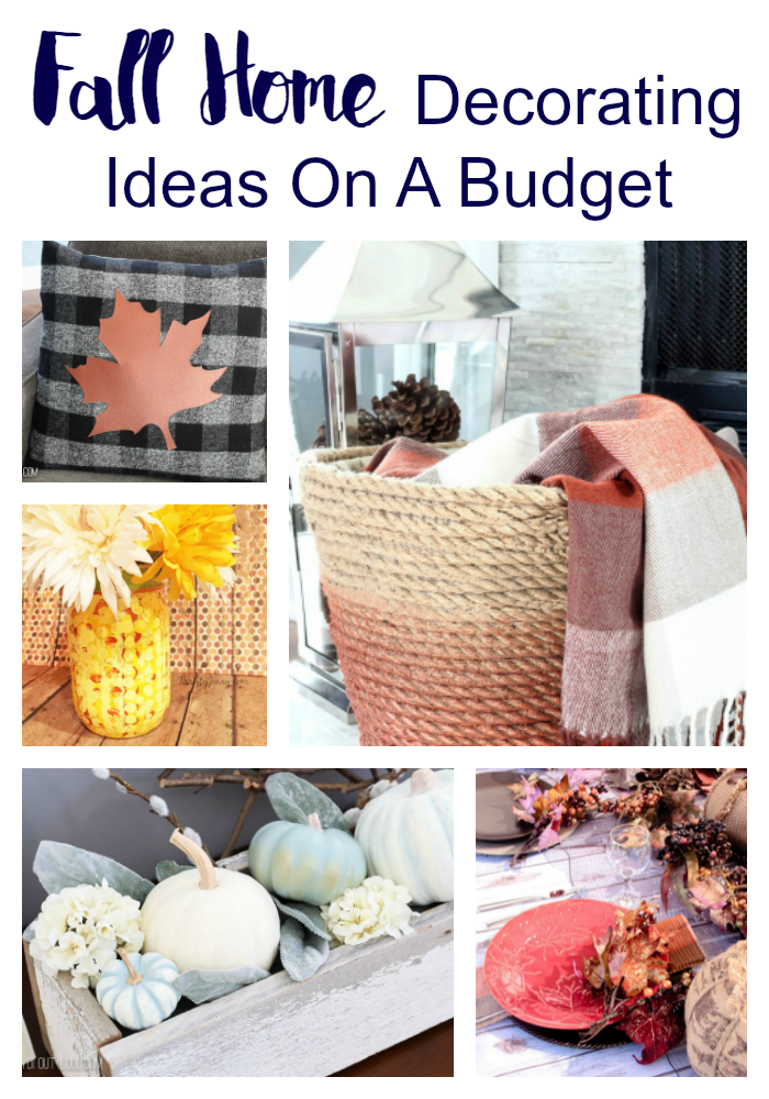 Fall home decorating ideas on a budget pinterest inspired for New home decorating ideas on a budget