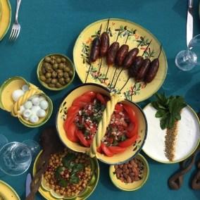 Mezzé libanais