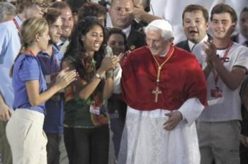 El Papa tiene un Marcapasos