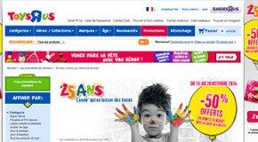Code promo Toys r us réduction Jouet 2015