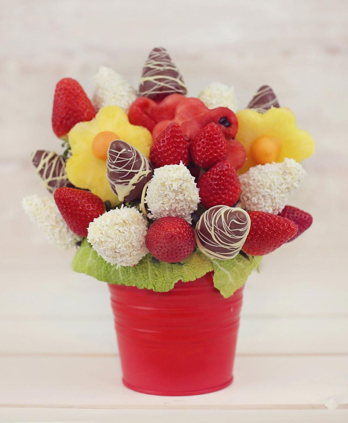 fruit gift baskets bouquets amp arrangements edible 4
