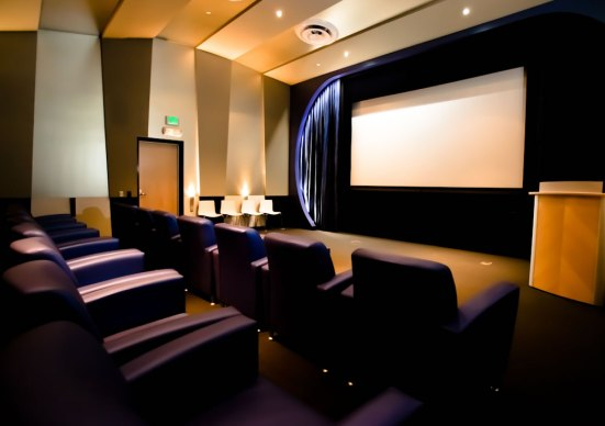 Admissions Theater 2