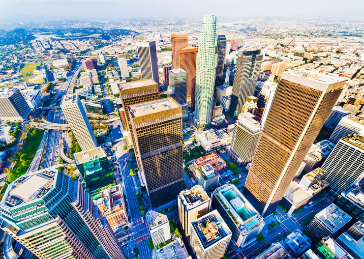 Downtown LA