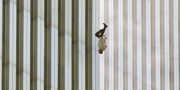 The Falling Man (Foto di Richard Drew)