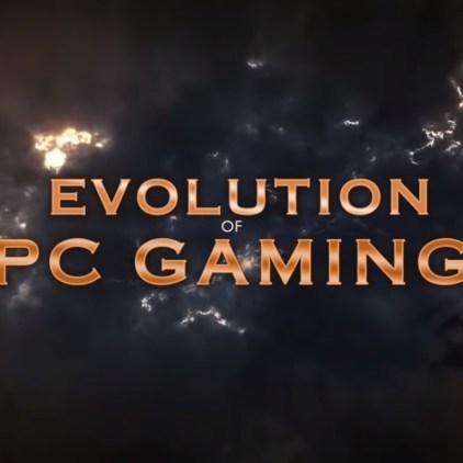 La evolución del Hardware en los juegos de PC