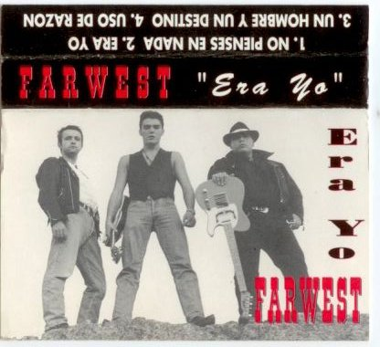 far west - era yo - anverso