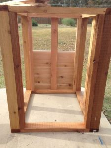 Cedar-smokehouse-construction-2