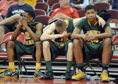 Lakewood-St. Edward falls in state semifinal to Toledo Whitmer, 62-51 | cleveland.com