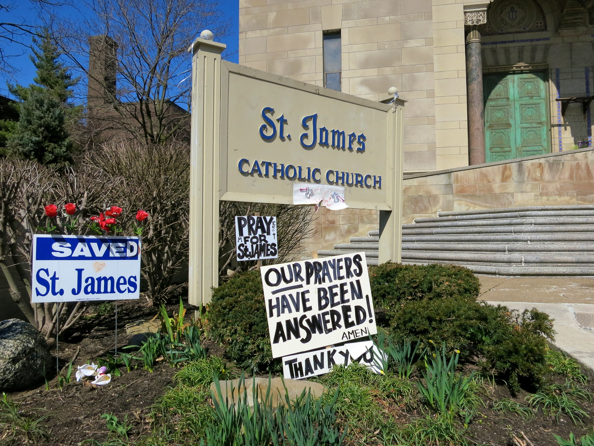St. James Catholic Church - Lakewood, Ohio