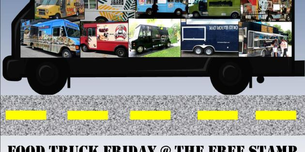 Food Truck Friday!