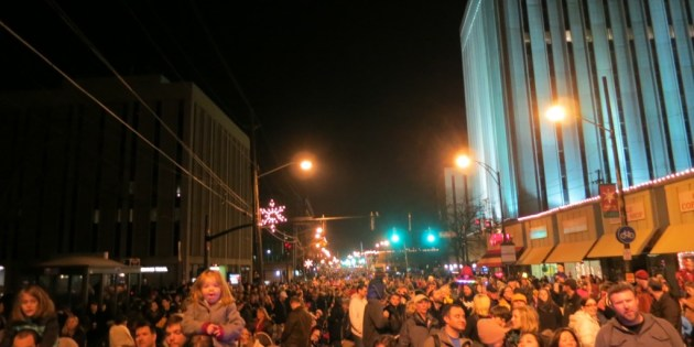 Slideshow: Thousands Show Up to Light Up Lakewood