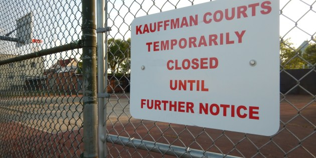 Kauffman Park Friends Letter Urges Mayor Summers to Reopen Basketball Courts