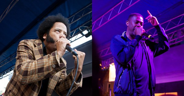 2014 LKWD Music Fest: The Coup, The GZA and the Awkward Interview