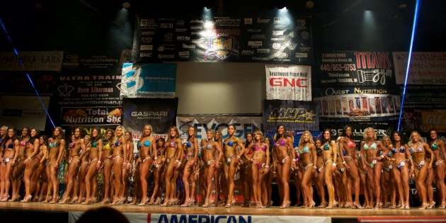 The NPC Natural Ohio Show Returns to Lakewood Civic Auditorium (Photos)