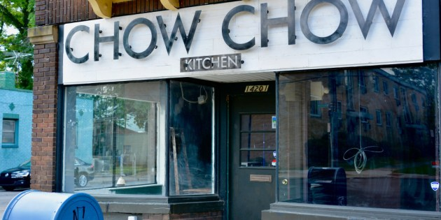 CHOW CHOW Kitchen Brings Unique Menu to Madison Ave.