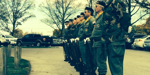 Update – Photos: Lakewood To Honor Veterans On November 11th At Lakewood Park