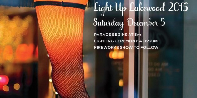 Schedule of Events for Light Up Lakewood this Saturday