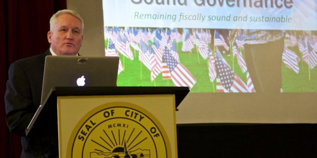 Mayor Summers To Deliver Annual Lakewood State Of The City Address