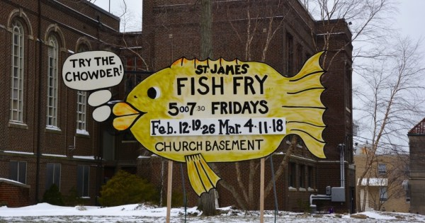 Cleveland fish fry guide 2016 check out these local fish for Fish on fridays during lent