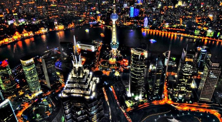 ShanghaiSkyline