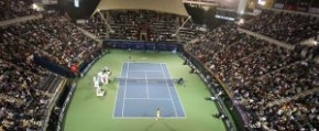 Dubai Open 2014 estadio