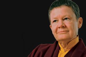 Figure du Bouddhisme aux Etats-Unis, Pema Chödrön est une disciple de Chögyam Trungpa Rinpoche