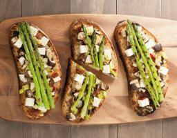 Grigliata vegan style