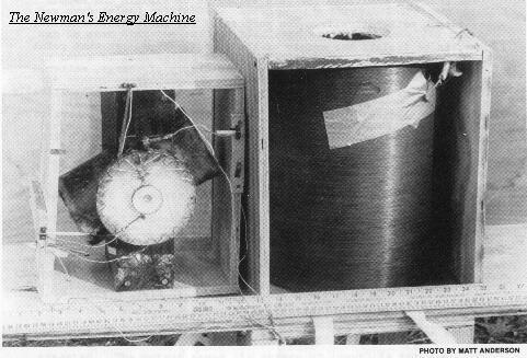 El motor magnético