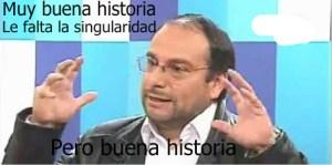 El eclipse electromagnético de Pedro Gaete