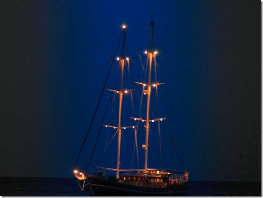 velero luz