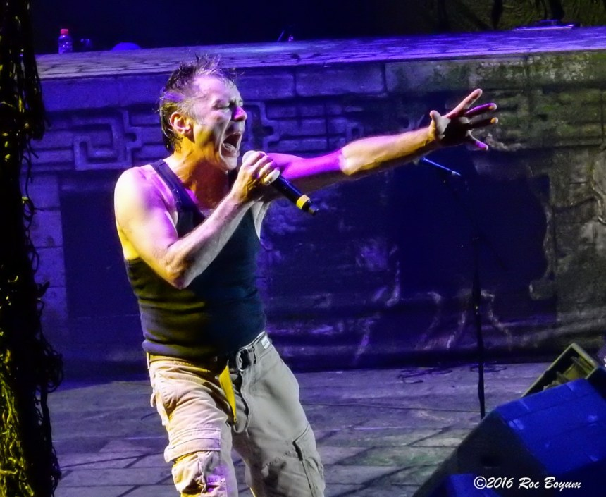 Iron Maiden-Los Angeles Forum