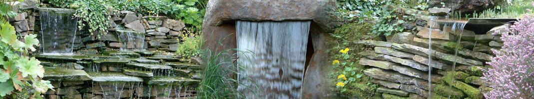3 chutes d'eau