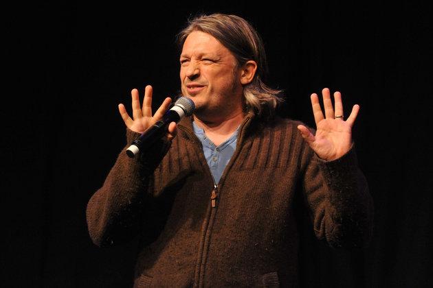 Comedian Richard Herring
