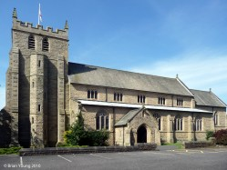 Image result for st lawrence with st pauls longridge
