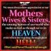 Mothers, Wives & Sisters