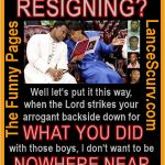 The Funny Pages – Bernice King Speaks!