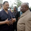 BISHOP T.D. JAKES MEETS WITH REV. JESSE JACKSON