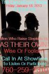 Men Raising Stepkids - Wise Or Foolish Widget