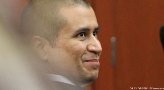 George Zimmerman Smiling