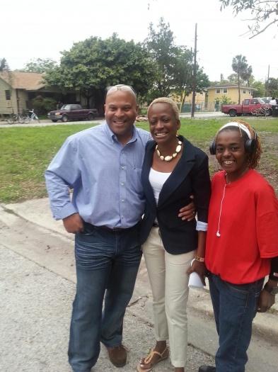 LanceScurv, Regina Hill & Charlene Streeter