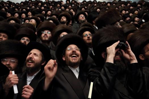 Hasidic Jews
