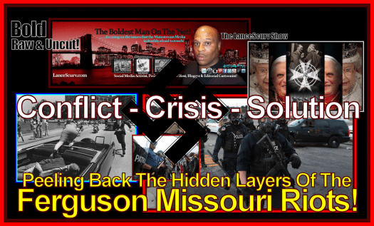 Ferguson Missouri Graphic
