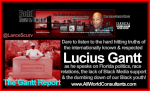 Lucius Gannt On The LanceScurv Show