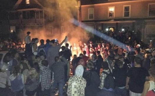 Keene Riots