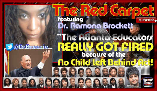 The Red Carpet - Atlanta Teacher Graphic