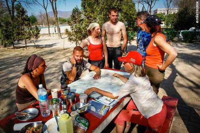 Camping Municipal in Salta, Argentina (©photocoen)
