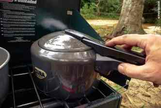 Pressure Cooker 101 – bring water to a boil